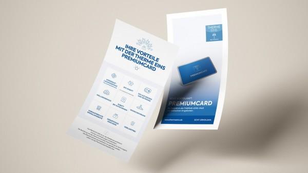 PREMIUMCARD - 600 € Wertgutschein